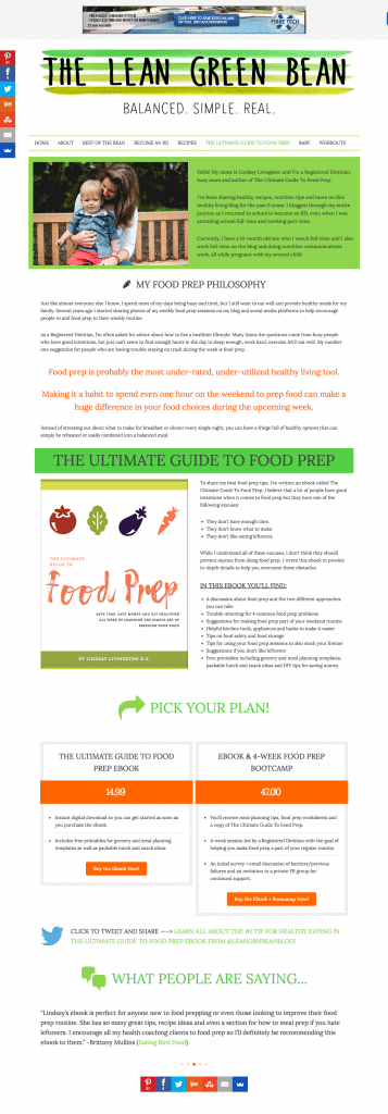 The Ultimate Guide to Food Prep